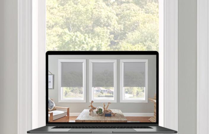Graber window treatment visualizer